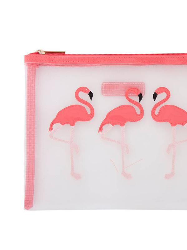 Lola Flamingo Bag