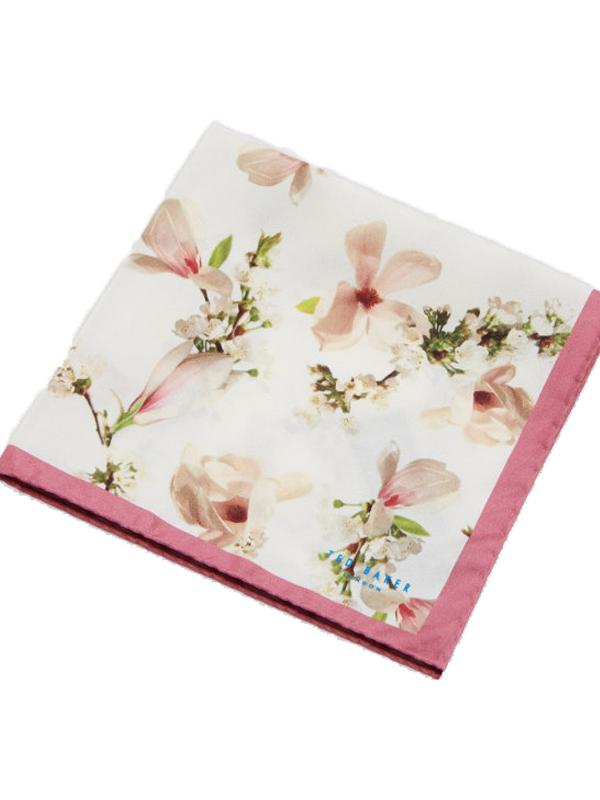 Ted Baker Sarre Silk Pocket Square