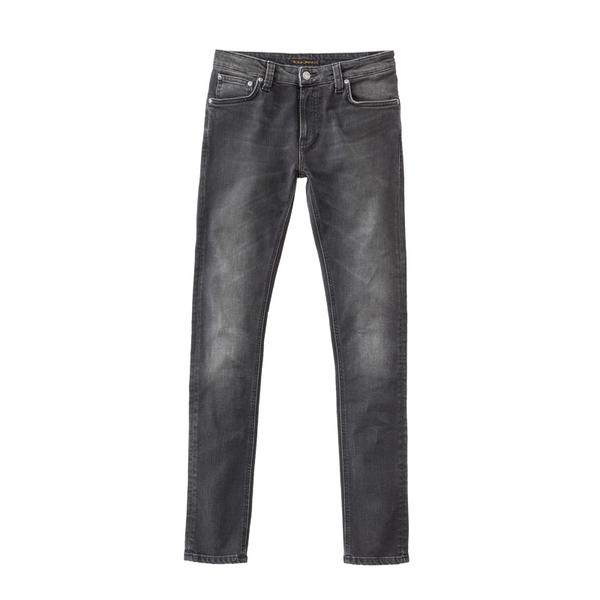 Nudie Skinny Lin Black Movement Jeans
