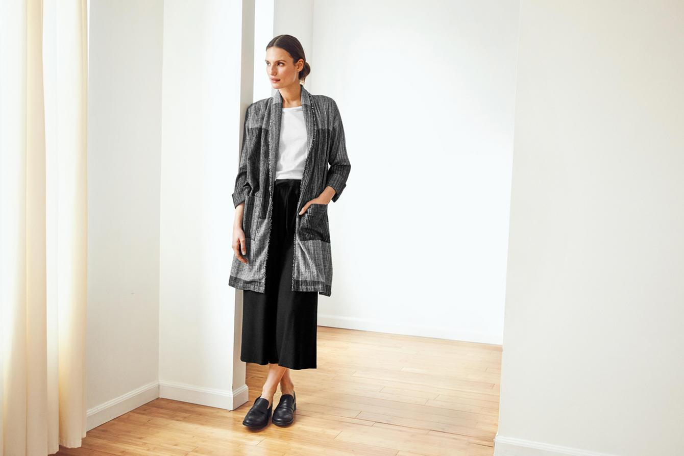 Eileen Fisher Campaign Imagery