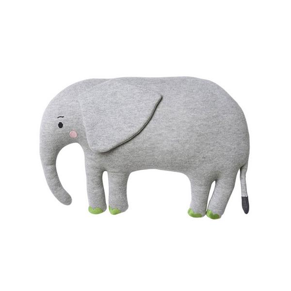 Sophie Allport Elephant Pillow