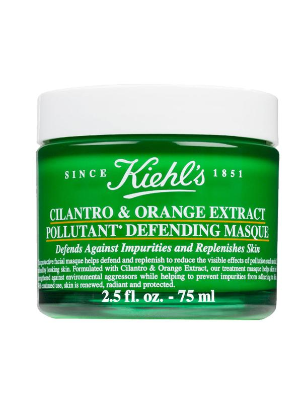 Kiehl's Cilantro Orange Pollutant Defending Masque
