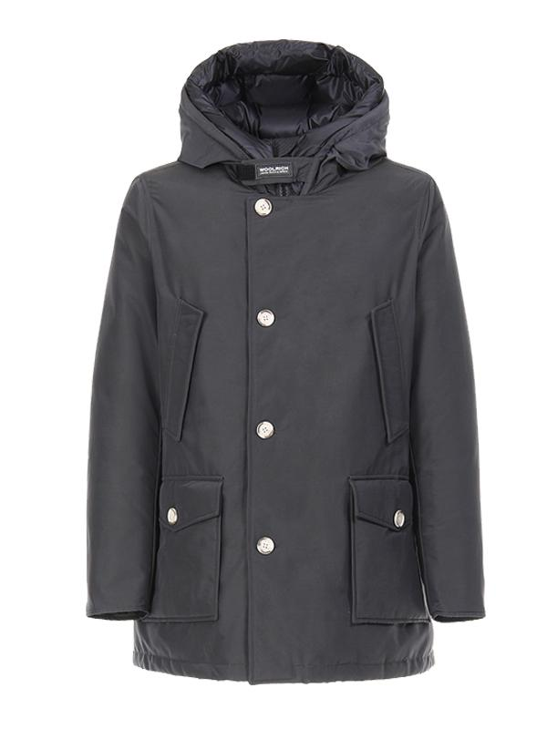 Woolrich Arctic Parka (No Fur) in New Black