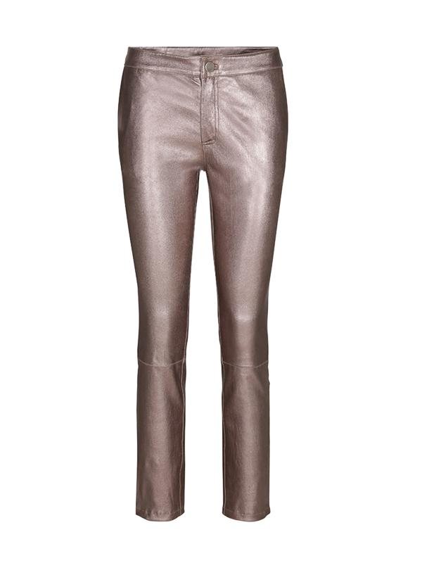 2nd Day Leya Glitz Silver Trousers