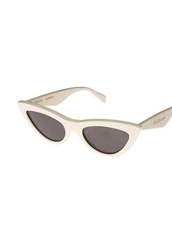 Celine CL40019I Sunglasses in White