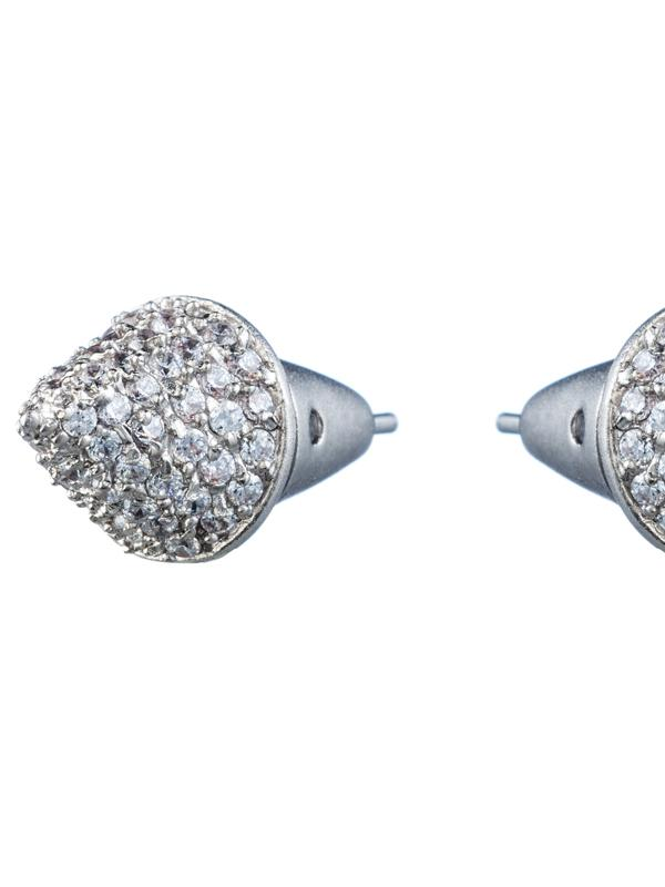 Pave Cone Studs