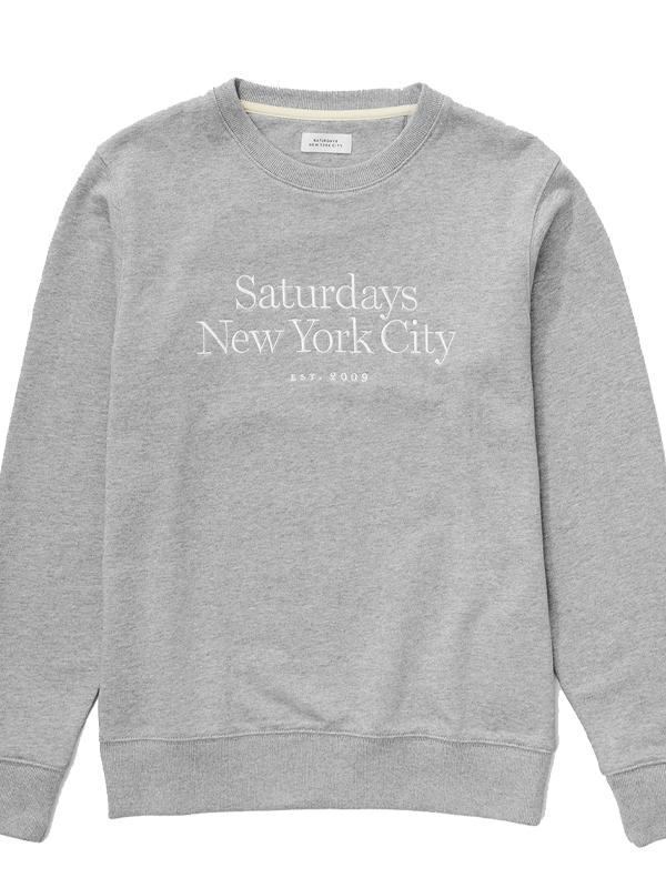 Saturdays New York City Bowery Miller Sweater