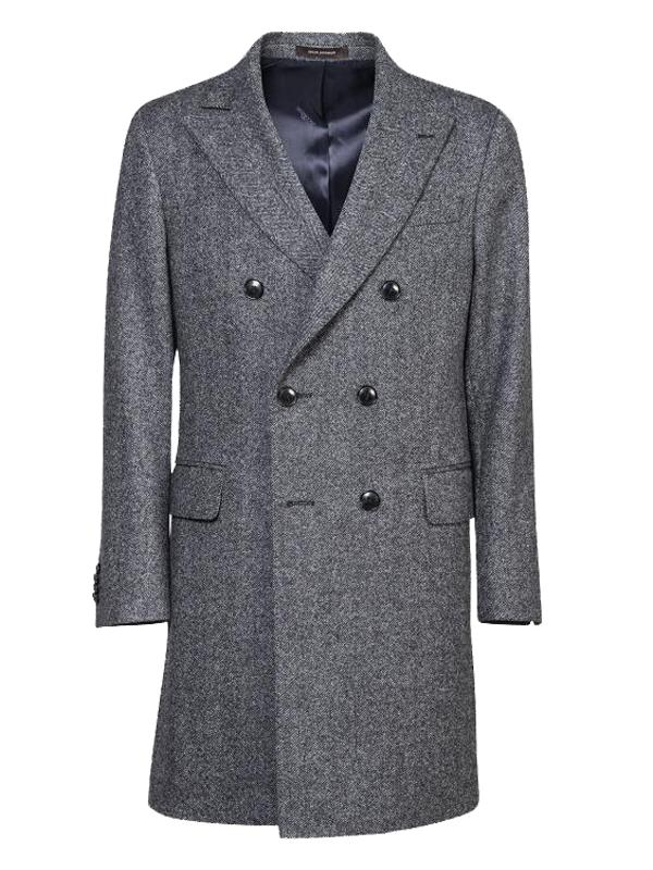 Oscar Jacobson Saul Coat