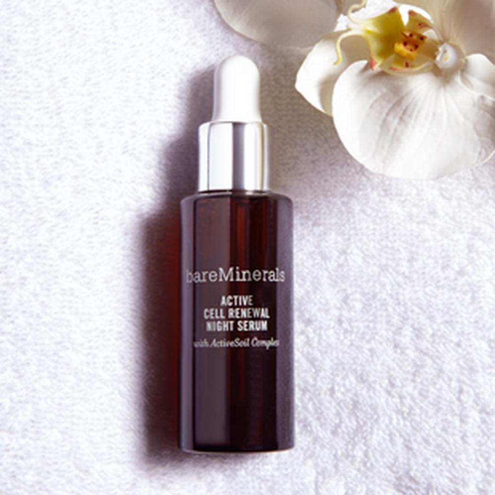 bareMinerals Active Renewal Night Serum