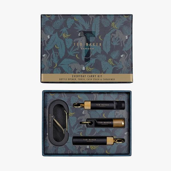 Ted Baker Everyday Carabiner Kit
