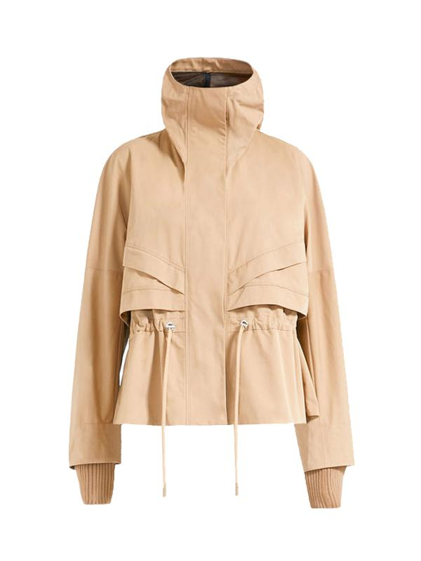 Sportmax Pesaro Transforming Tech Parka Jacket