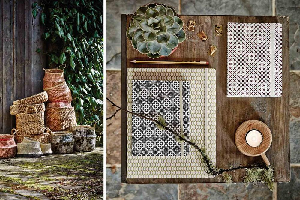 Bedeck Murmur Pots and Stationery