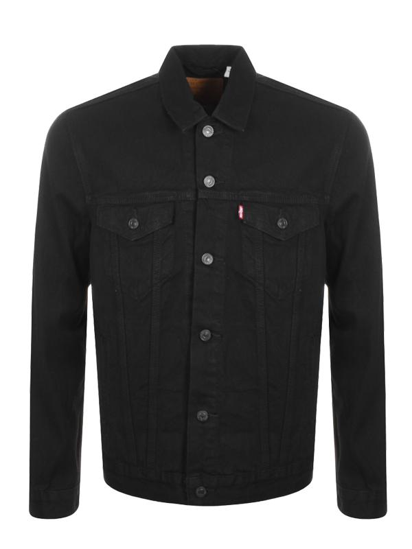 Levi's Trucker Jacket in Black