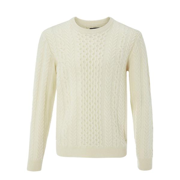 GANT Love Aran Wool Knit Jumper