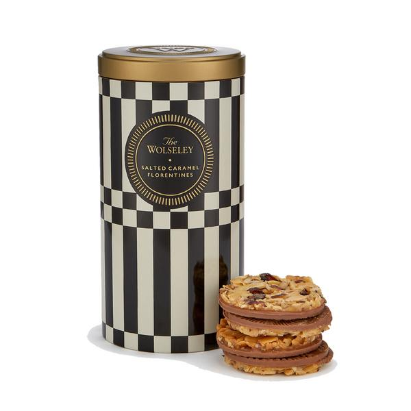 The Wolseley Salted Caramel Florentines