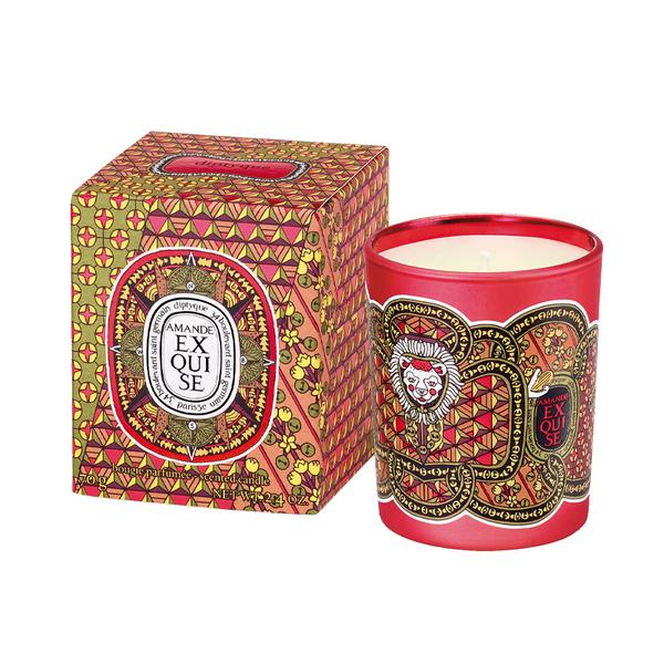 Diptyque Limited Edition Exquisite Almond Candle