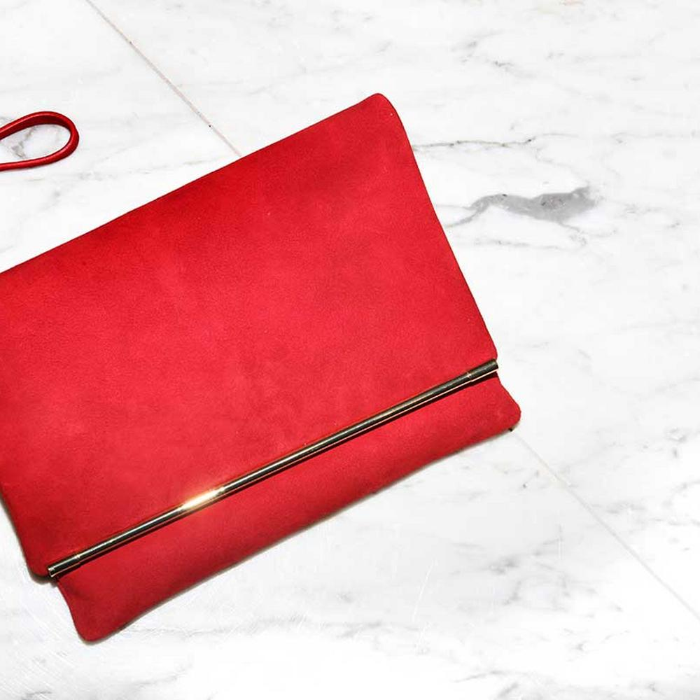 Kurt Geiger Red Bag