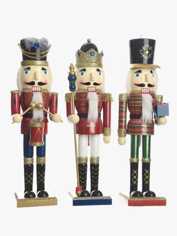 Kaemingk Large Nutcracker Ornament