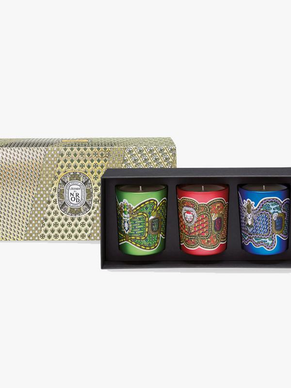 Diptyque Set of 3 Holiday Candles