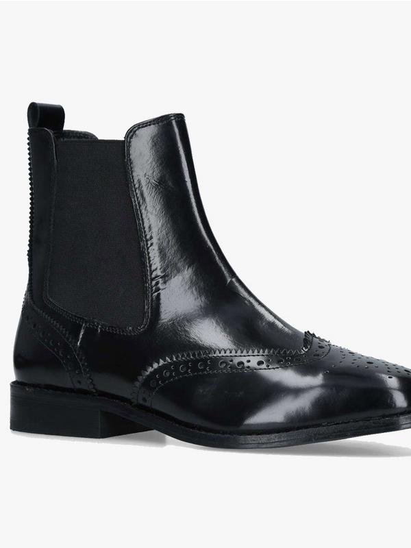 Carvela Kurt Geiger Rhea Leather Chelsea Boots