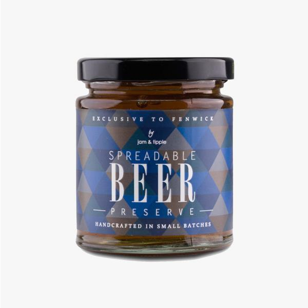 Jam & Tipple Spreadable Beer Preserve