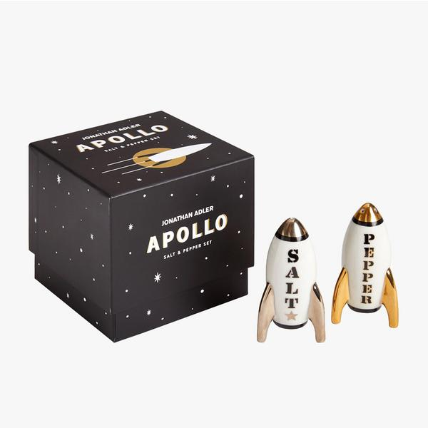 Jonathan Adler Apollo Salt and Pepper Set