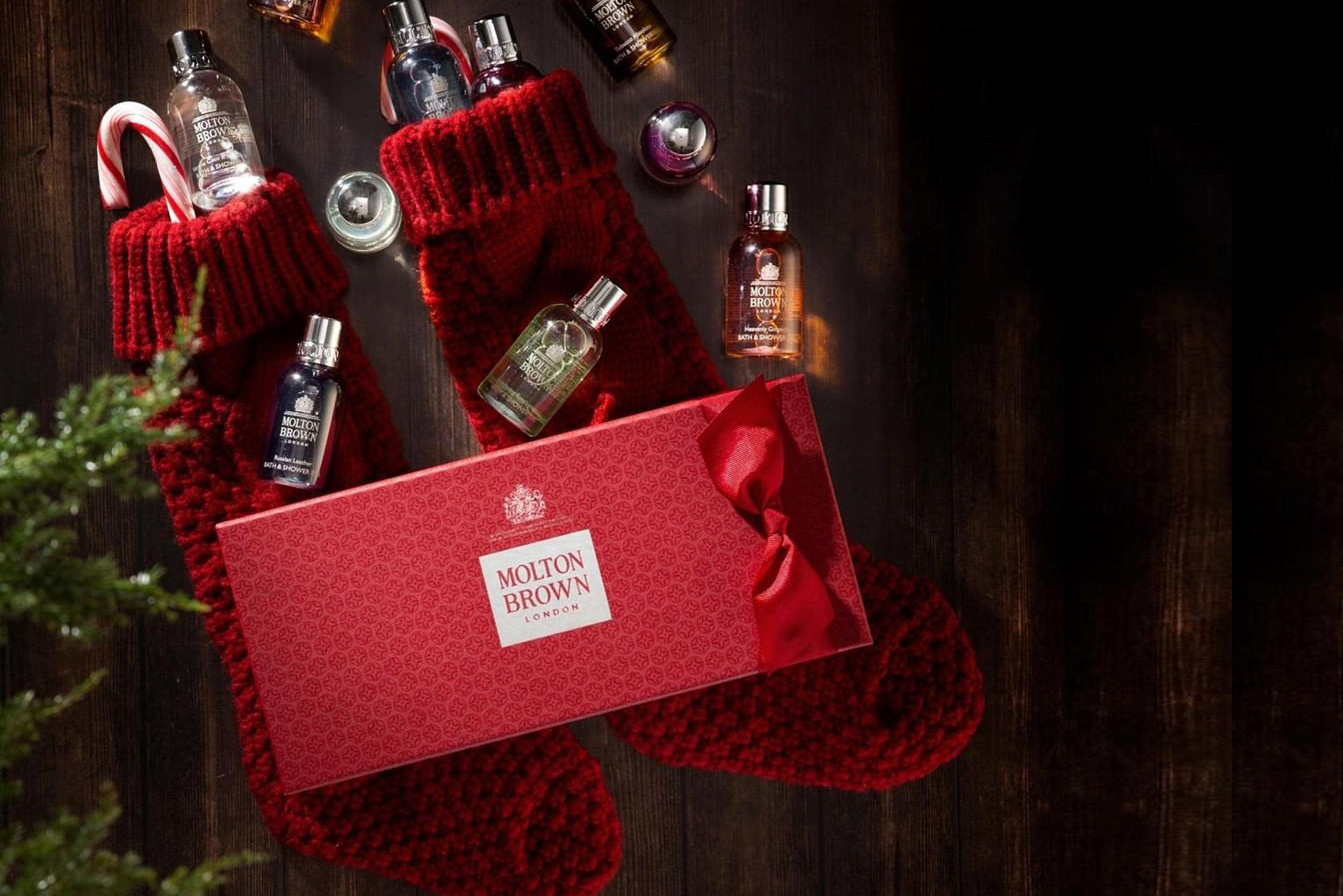 Molton Brown Christmas Campaign