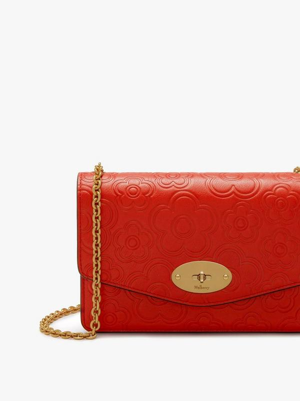 red mulberry darley bag