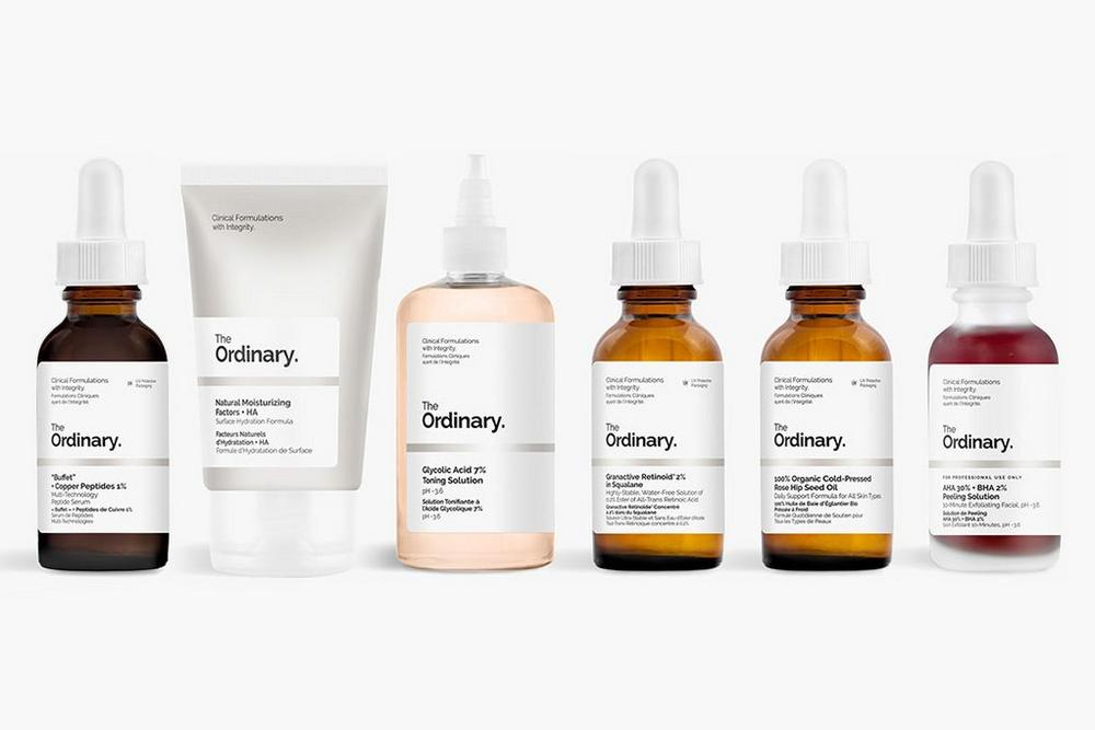 the ordinary general signs of ageing