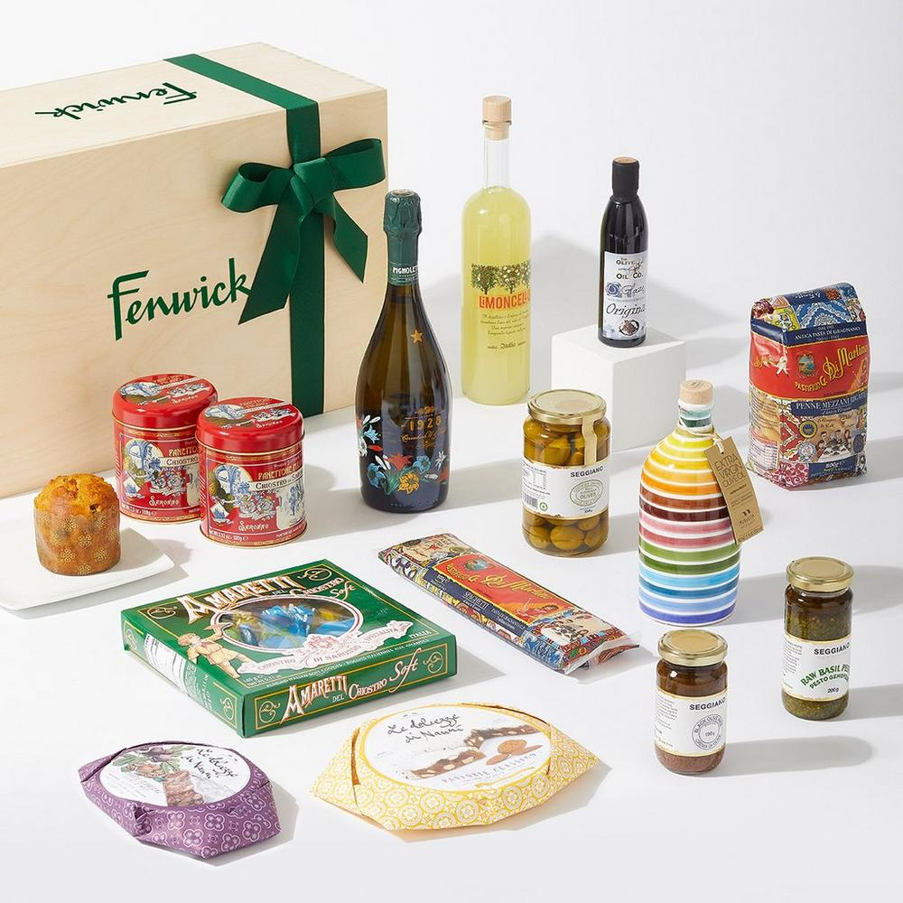 christmas hampers by Fenwick