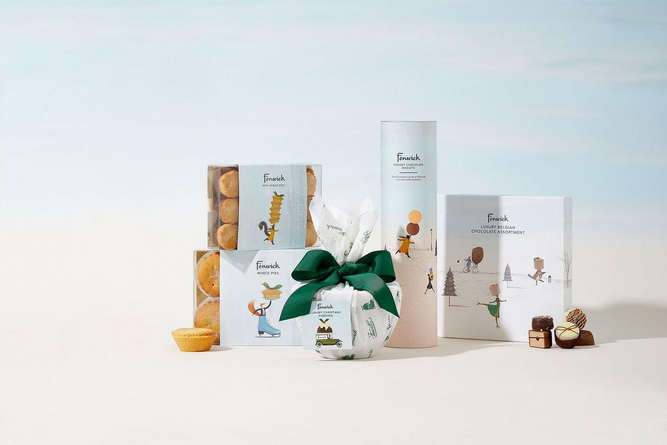 fenwick food gifts exclusive hampers