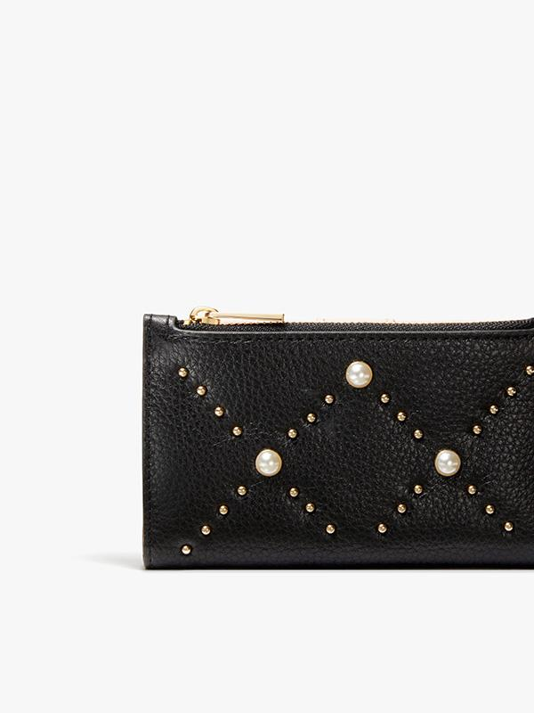 Kate Spade Hayes Street Pearl Mikey Wallet