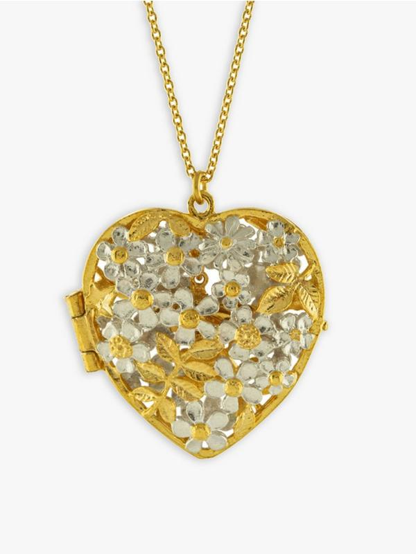 alex munroe locket necklace