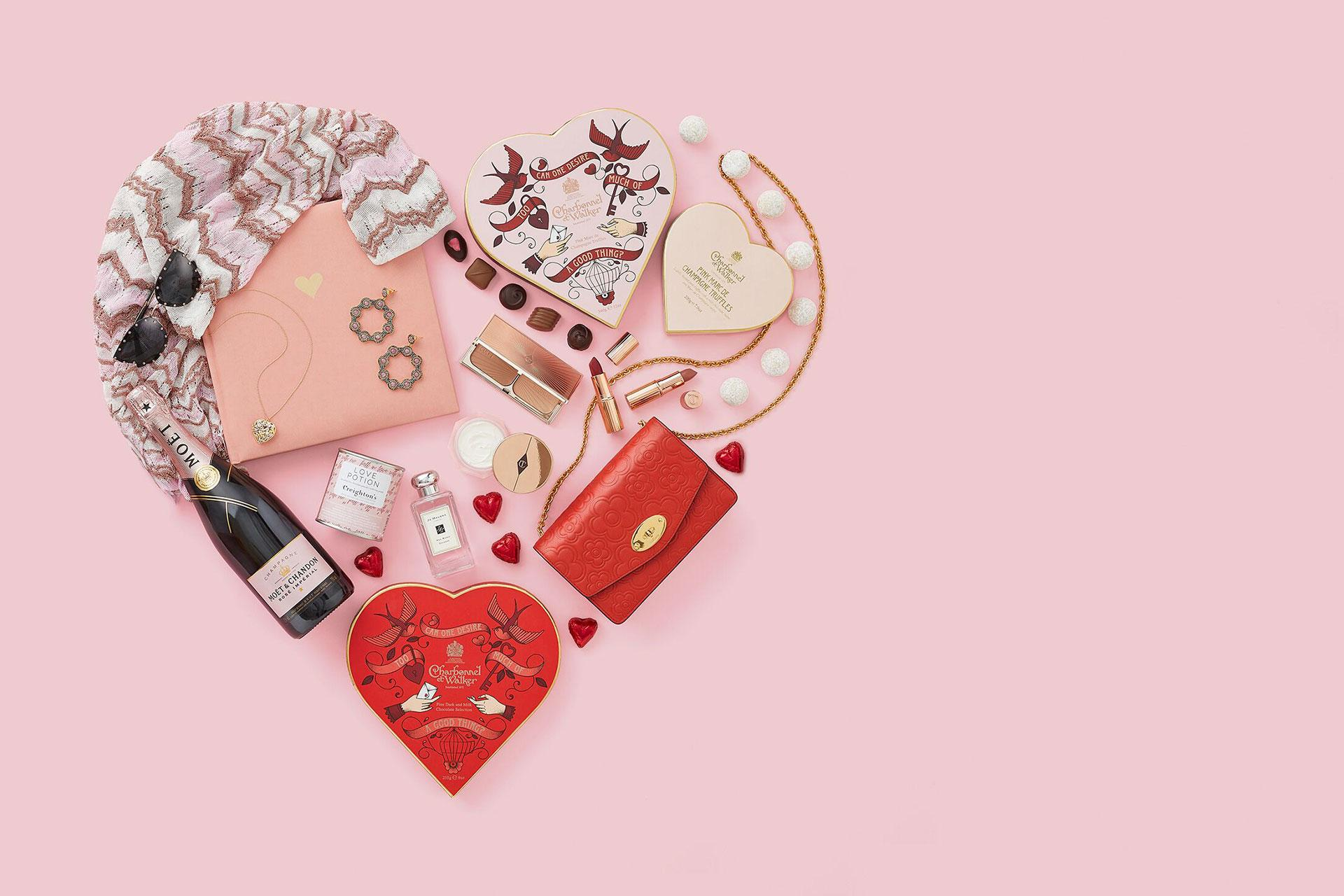 the fenwick valentine's day gift guide for her