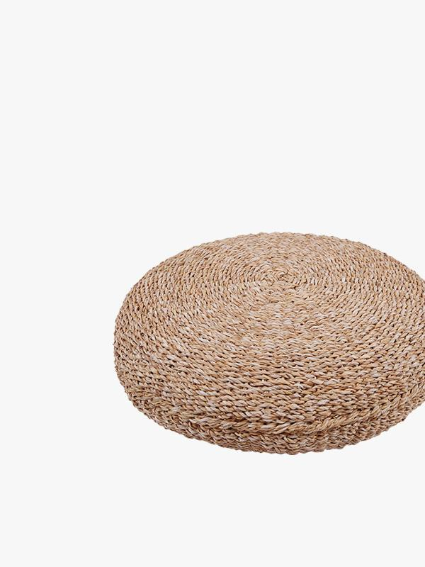 miljogarden medium flat pouf