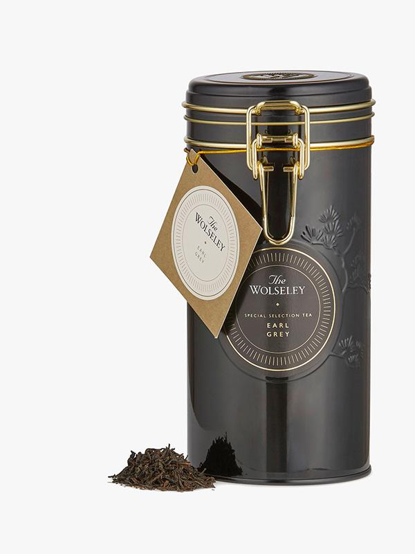 the wolseley afternoon blend loose tea