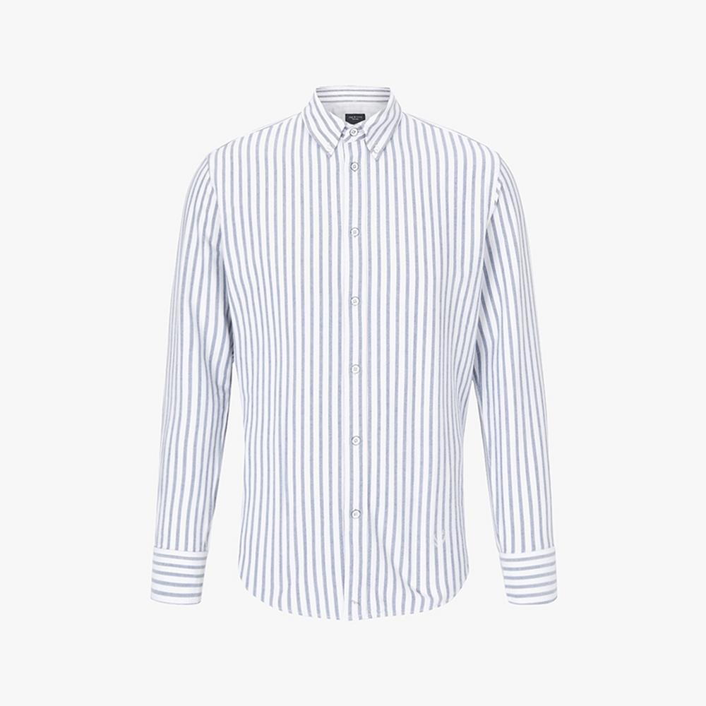 rag & bone fit 2 stripe oxford shirt