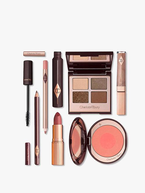 Charlotte Tilbury The Golden Goddess Make-Up Set