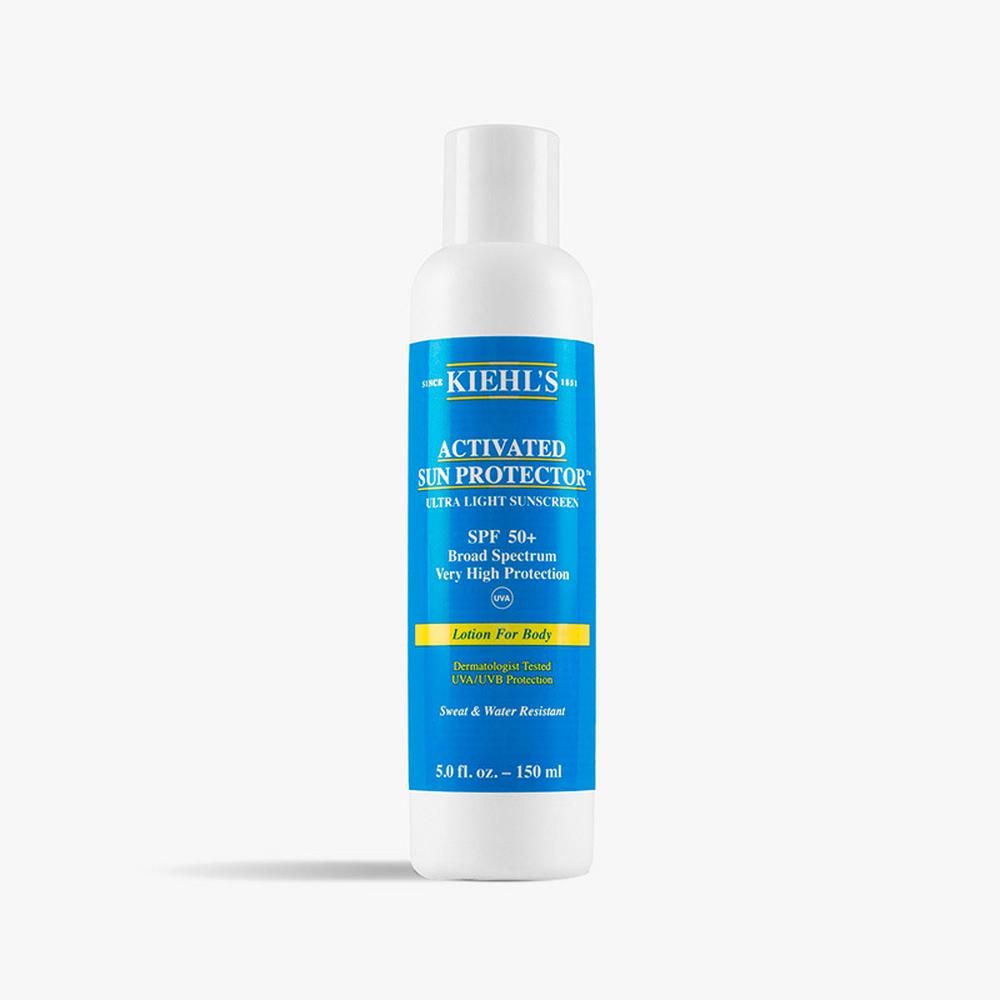 Kiehl's Activated Sun Protector SPF 50
