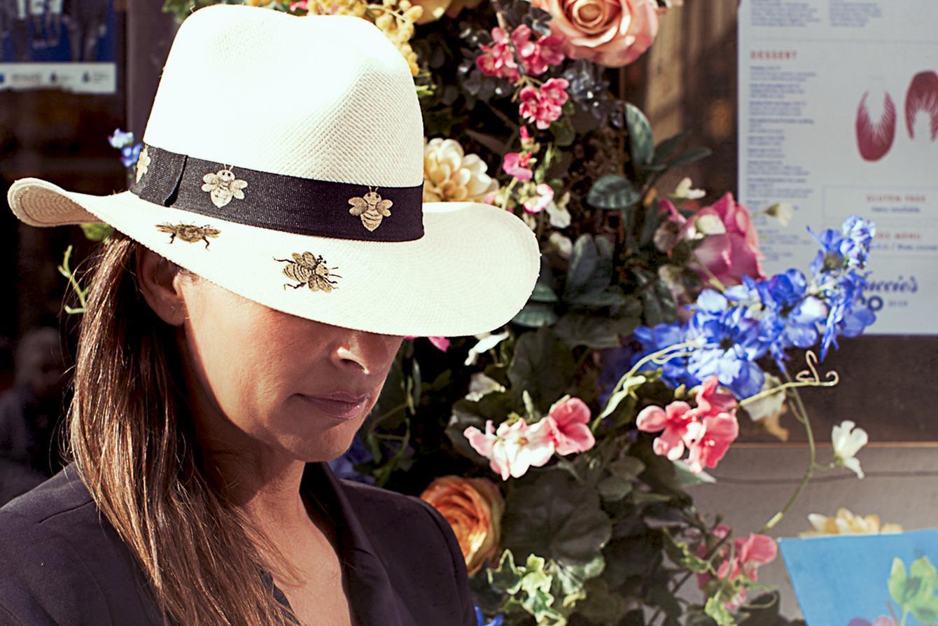e732c57fc1663c Holiday Headpieces: Discover Nadia C's Handwoven Panama Hats