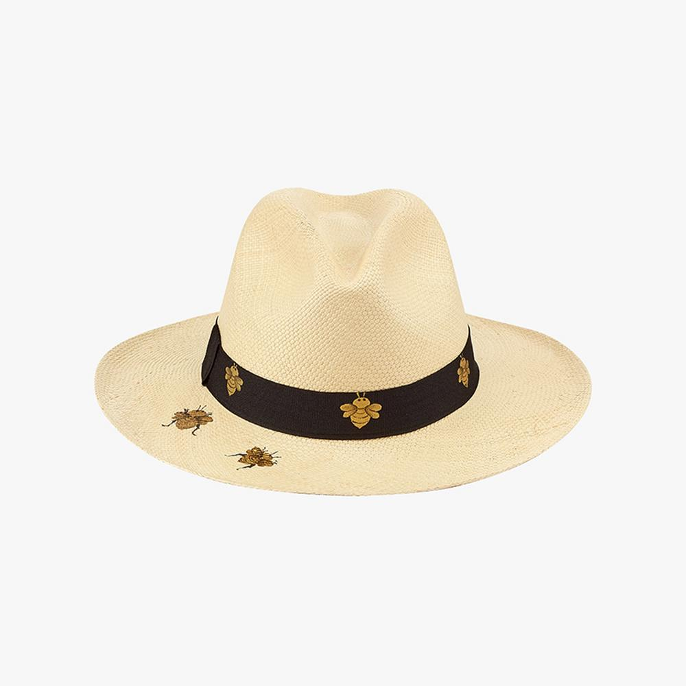 Nadia C Golden Bee Hat