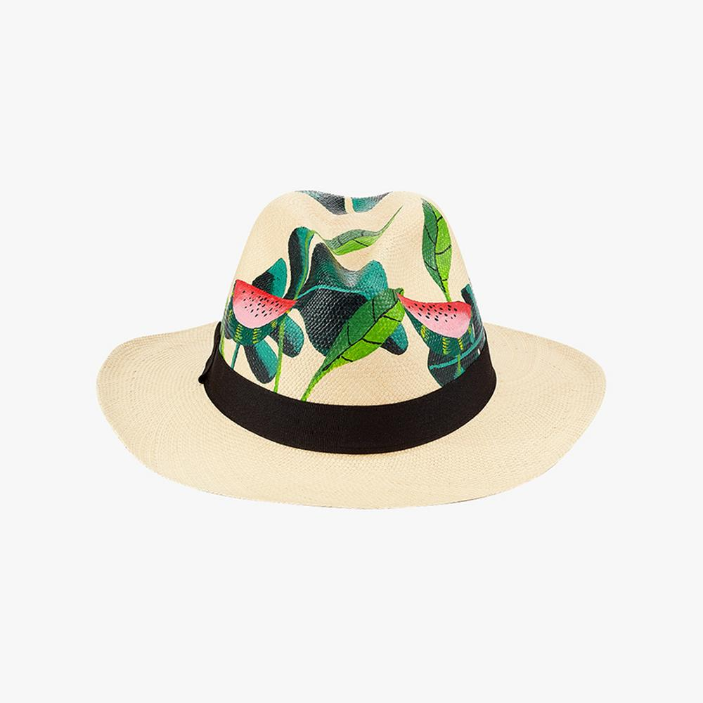 Nadia C Watermelon Hat