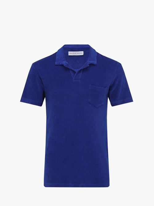 Orlebar-Brown-Terry-Towelling-Polo