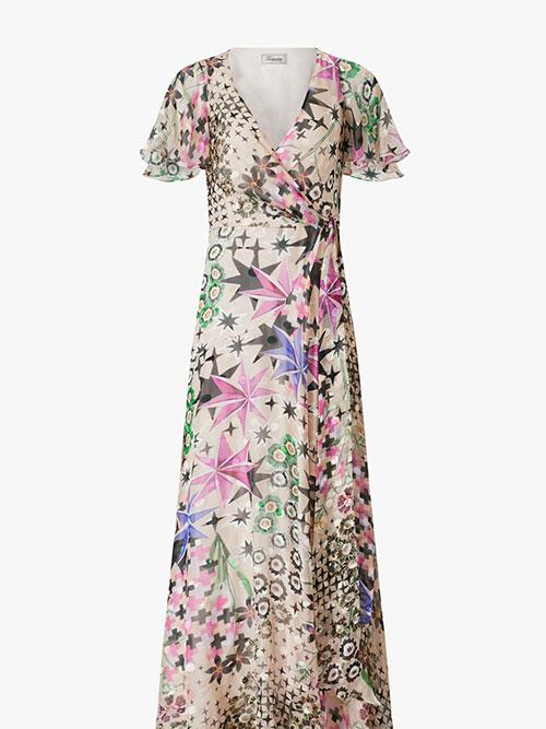 Temperley London Claudette Wrap Dress