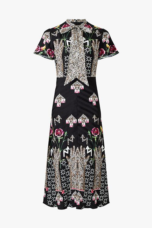 Temperley London Flux Embroidered Dress