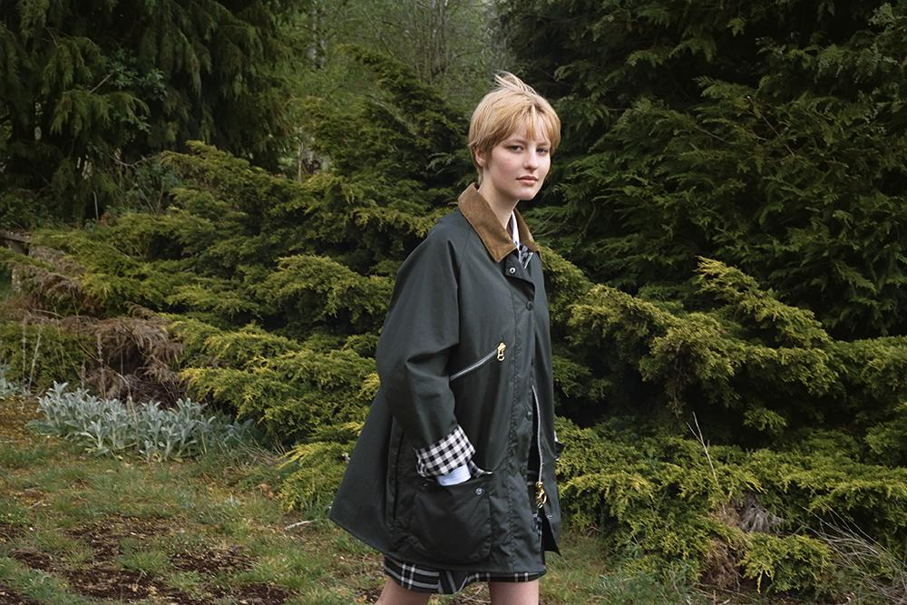 Barbour by ALEXACHUNG