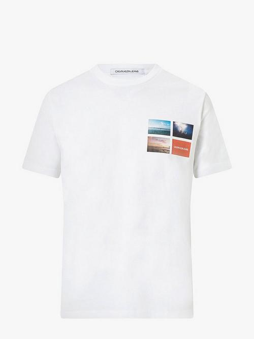 Calvin Klein Jeans Photo T-shirt