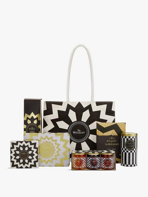 The Wolseley Champagne Summer Tote