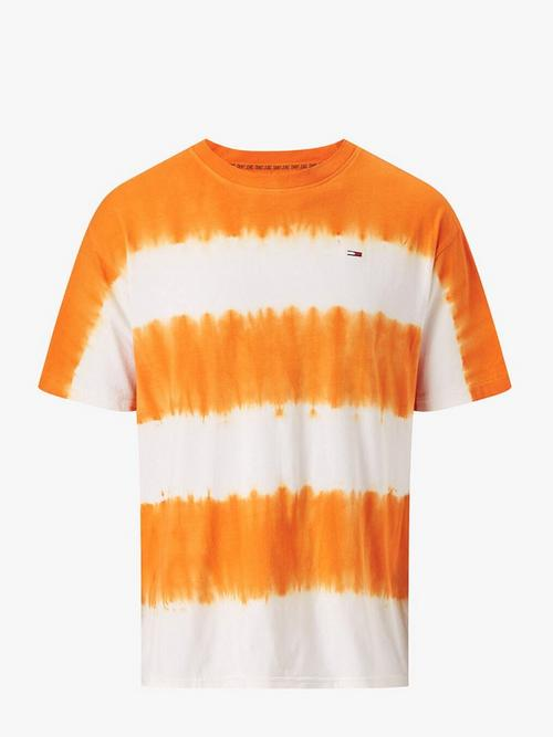 Tommy Jeans Organic Cotton Tie Dye T-shirt