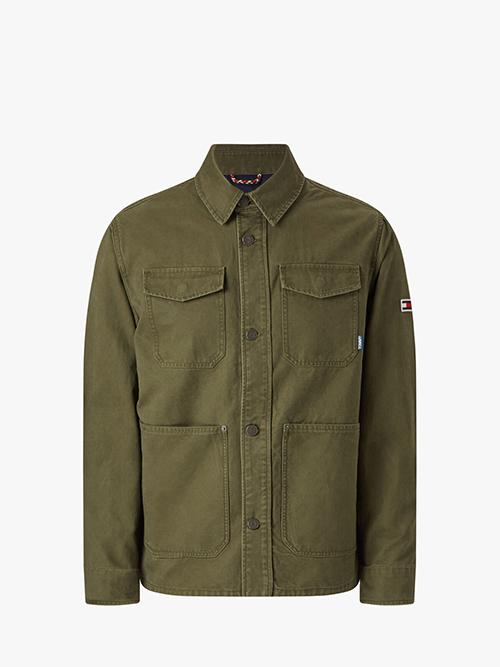 Tommy Jeans Flag Cargo Jacket